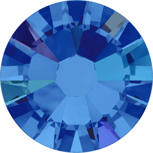 Swarovski 2058 - Xilion Rose Enhanced, Sapphire AB
