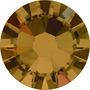 Swarovski 2058 - Xilion Rose Enhanced, Topaz AB
