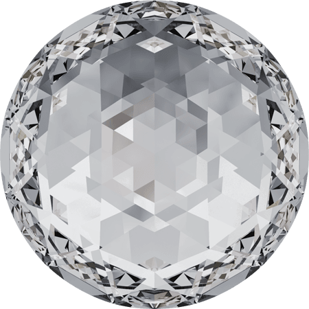 Swarovski 2072 - Rose Cut, Crystal