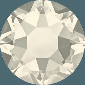 Swarovski 2078 - XIRIUS Rose, Hotfix, Crystal Moonlight