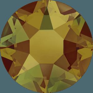 Swarovski 2078 - XIRIUS Rose, Hotfix, Crystal Tabac