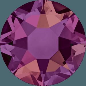 Swarovski 2078 - XIRIUS Rose, Hotfix, Crystal Volcano