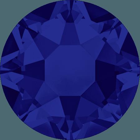 Swarovski 2078 - XIRIUS Rose, Hotfix, Cobalt