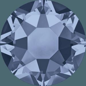 Swarovski 2078 - XIRIUS Rose, Hotfix, Denim Blue