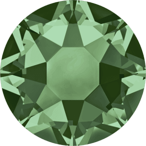 Swarovski 2078 - XIRIUS Rose, Hotfix, Erinite