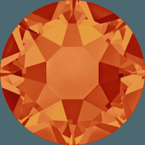 Swarovski 2078 - XIRIUS Rose, Hotfix, Fireopal