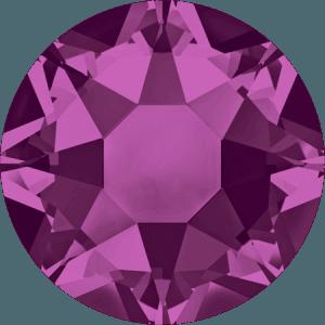 Swarovski 2078 - XIRIUS Rose, Hotfix, Fuchsia