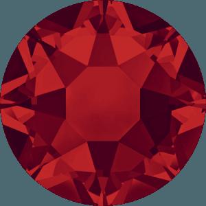 Swarovski 2078 - XIRIUS Rose, Hotfix, Light Siam