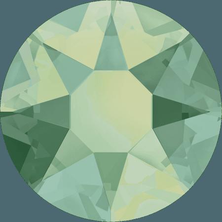 Swarovski 2078 - XIRIUS Rose, Hotfix, Pacific Opal