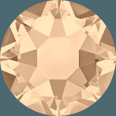 Swarovski 2078 - XIRIUS Rose, Hotfix, Silk