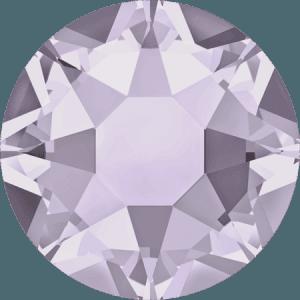 Swarovski 2078 - XIRIUS Rose, Hotfix, Smoky Mauve