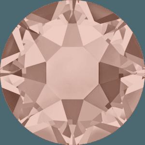Swarovski 2078 - XIRIUS Rose, Hotfix, Vintage Rose