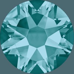 Swarovski 2088 - Xirius Rose, Blue Zircon