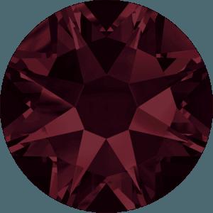 Swarovski 2088 - Xirius Rose, Burgundy