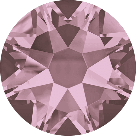 Swarovski 2088 - Xirius Rose, Crystal Antique Pink