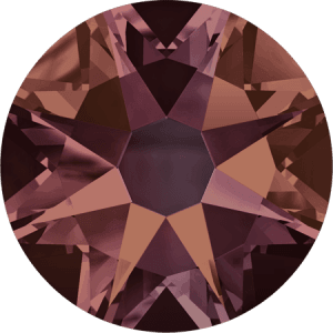 Swarovski 2088 - Xirius Rose, Crystal Lilac Shadow