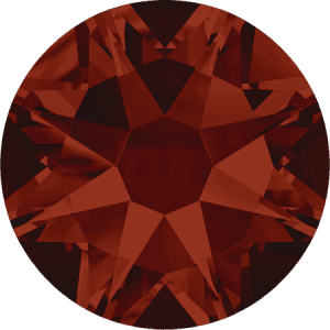 Swarovski 2088 - Xirius Rose, Crystal Red Magma