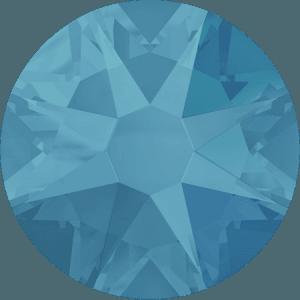 Swarovski 2088 - Xirius Rose, Caribbean Blue Opal