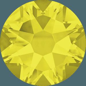 Swarovski 2088 - Xirius Rose, Citrine