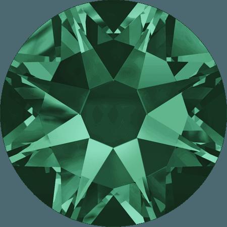 Swarovski 2088 - Xirius Rose, Emerald