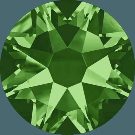 Swarovski 2088 - Xirius Rose, Fern Green