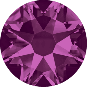 Swarovski 2088 - Xirius Rose, Fuchsia