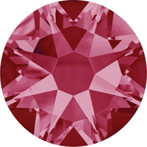 Swarovski 2088 - Xirius Rose, Indian Pink