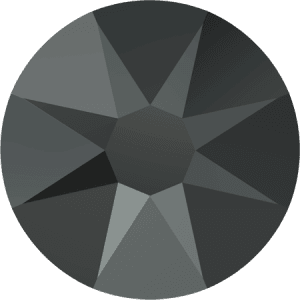 Swarovski 2088 - Xirius Rose, Jet Hematite
