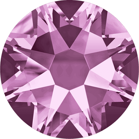 Swarovski 2088 - Xirius Rose, Light Amethyst