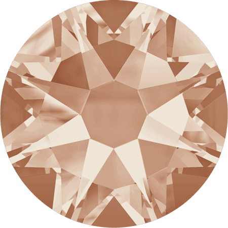 Swarovski 2088 - Xirius Rose, Light Peach
