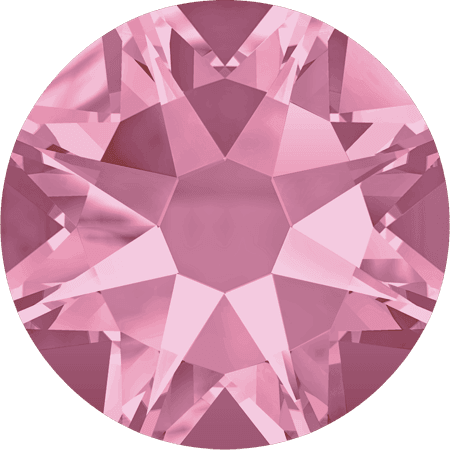 Swarovski 2088 - Xirius Rose, Light Rose