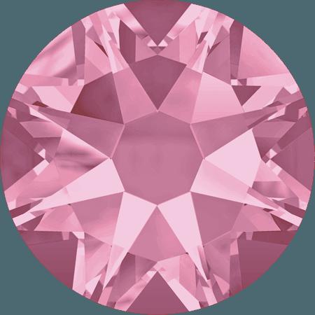 Swarovski 2088 - Xirius Rose, Light Rose