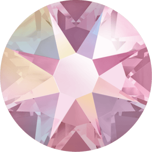 Swarovski 2088 - Xirius Rose, Light Rose AB