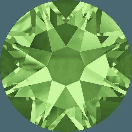 Swarovski 2088 - Xirius Rose, Peridot