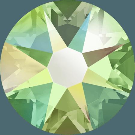Swarovski 2088 - Xirius Rose, Peridot AB