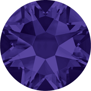 Swarovski 2088 - Xirius Rose, Purple Velvet