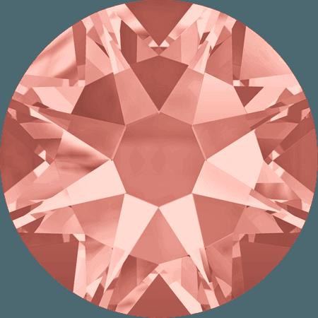 Swarovski 2088 - Xirius Rose, Rose Peach