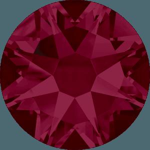 Swarovski 2088 - Xirius Rose, Ruby