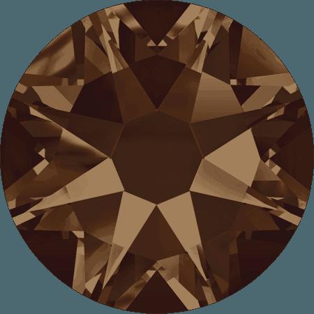 Swarovski 2088 - Xirius Rose, Smoked Topaz