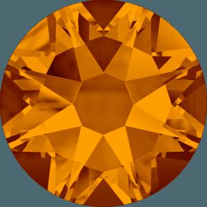 Swarovski 2088 - Xirius Rose, Tangerine