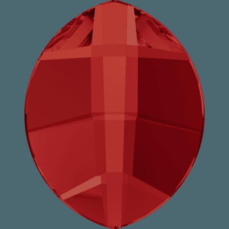 Swarovski 2204 - Pure Leaf, Hotfix, Light Siam