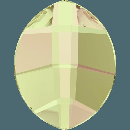 Swarovski 2204 - Pure Leaf, Crystal Luminous Green