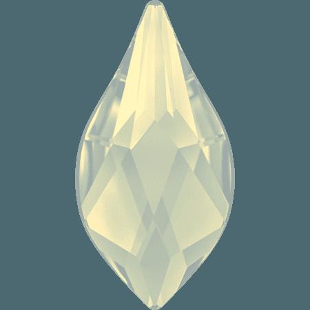 Swarovski 2205 - Flame, White Opal