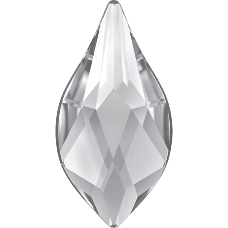 Swarovski 2205 - Flame, Crystal