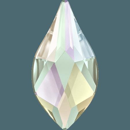 Swarovski 2205 - Flame, Crystal AB