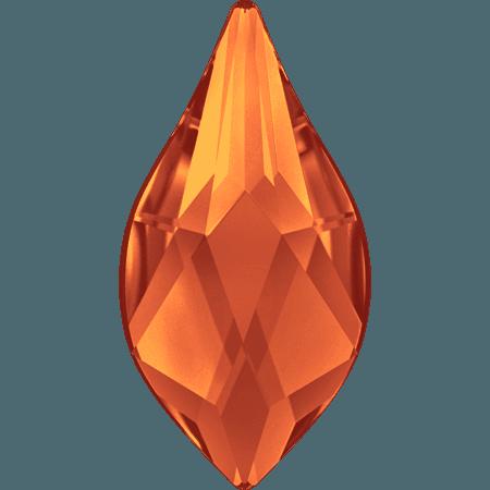 Swarovski 2205 - Flame, Fireopal