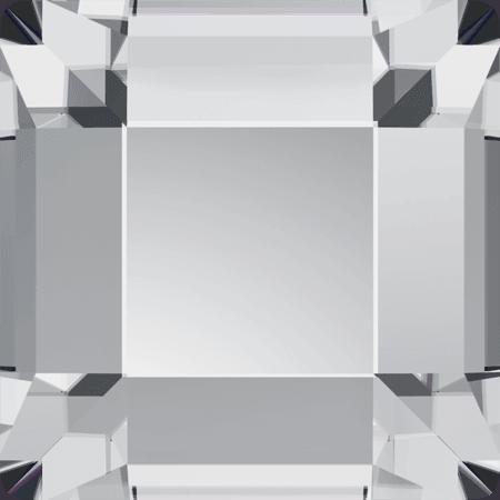 Swarovski 2400 - Square, Hotfix, Crystal