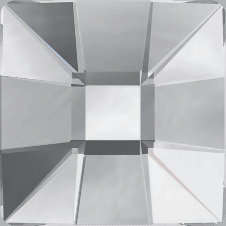 Swarovski 2483 - Classic Square, Hotfix, Crystal