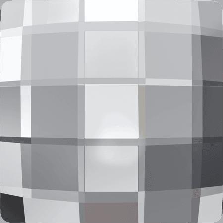 Swarovski 2493 - Chessboard, Hotfix, Crystal