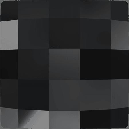 Swarovski 2493 - Chessboard, Hotfix, Jet